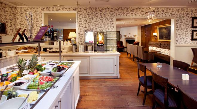 Clarion Collection Hotel Bastion - Oslo - Buffet