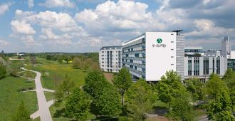 Si-Suites - Stuttgart - Habitación