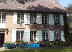 Chambres d'Hôtes Manoir du Buquet - Honfleur - Building