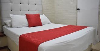Myhotel Casa Boston - Barranquilla - Bedroom