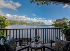 Paradise Bay Resort - Kaneohe - Balkon