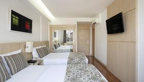 Normandy Hotel - Belo Horizonte - Bedroom
