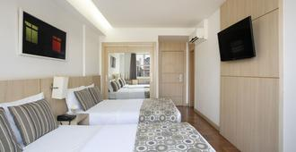 Normandy Hotel - בלו הוריזונטה - חדר שינה