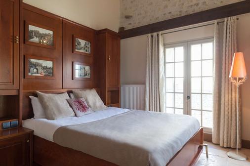 Hôtel Aux Vieux Remparts, The Originals Relais (Relais Du Silence) - Provins - Bedroom
