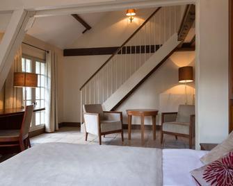 Hôtel Aux Vieux Remparts, The Originals Relais (Relais Du Silence) - Провен - Спальня