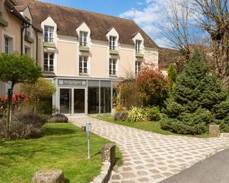 Hôtel Aux Vieux Remparts, The Originals Relais (Relais Du Silence) - Провен - Building