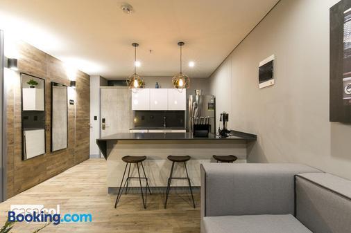 Apartamentos Loma Verde - Medellín - Kitchen