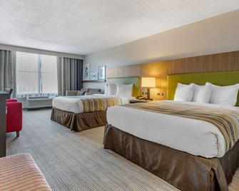 Country Inn & Suites by Radisson, Lumberton, NC - Lumberton - Slaapkamer