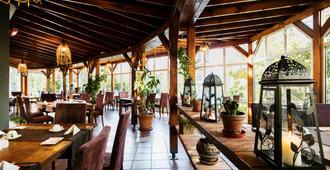 地拉那羅格納酒店 - 地拉那 - 地拉那 - 餐廳