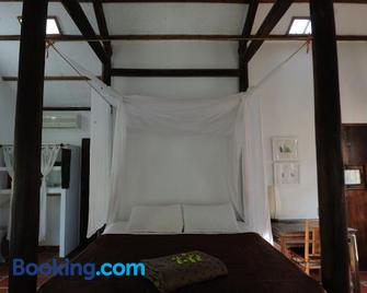 Some Days Of Silence Resort And Spa - Dong Hai - Bedroom