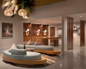 弗拉明戈會議水療度假酒店 - 聖塔羅沙 - 聖羅莎 - 客廳