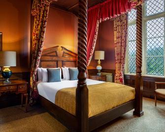 Crewe Hall Hotel - Crewe - Slaapkamer