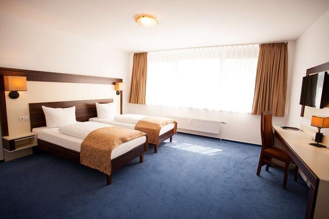 塞勒托中心酒店 - 布倫瑞克 - 不倫瑞克 - 臥室
