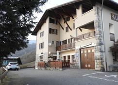 Auberge Le Valezan - Aime-la-Plagne - Building