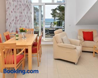 Ferienwohnung Admiralssuite - Juliusruh - Living room