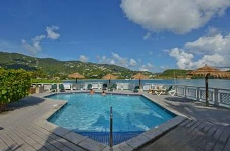 Lindbergh Bay Hotel and Villas - Saint Thomas Island - Pool