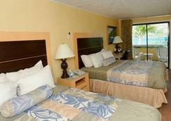 Lindbergh Bay Hotel and Villas - Saint Thomas Island - Bedroom