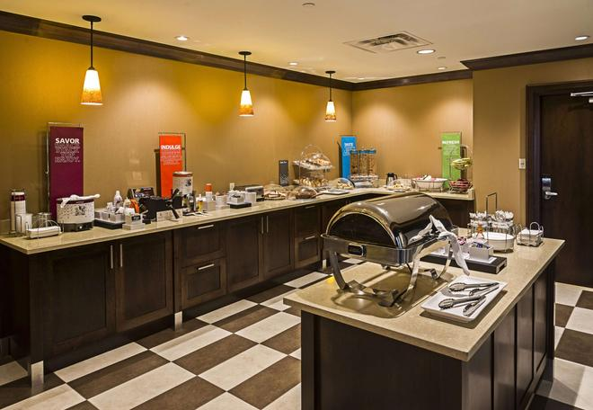 Hampton Inn by Hilton Ottawa Airport, ON, CN - Ottawa - Buffet