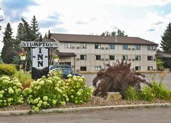 Stumptown Inn of Whitefish - Whitefish - Building