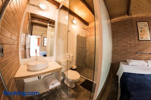歐德卡薩旅館 - 聖保羅 - 浴室