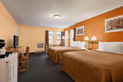 Travelodge by Wyndham Quesnel - Quesnel - Makuuhuone
