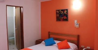 カリブ マール ホテル - サンタ・マルタ - 寝室