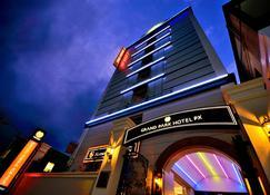 Grand Park Hotel Panex Hachinohe - Hachinohe - Building