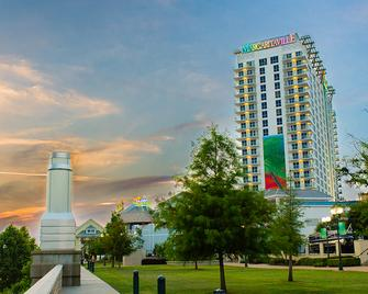 Margaritaville Resort Casino - Bossier City - Building
