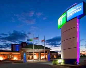Holiday Inn Express Cambridge - Кембридж - Building