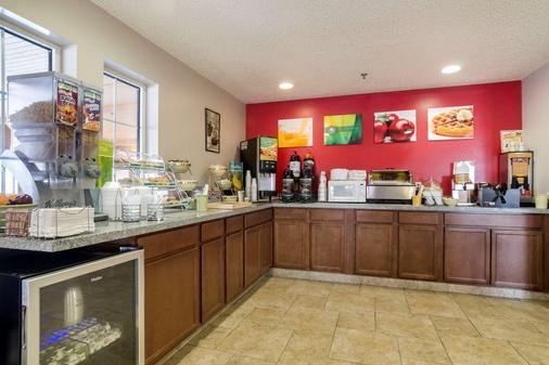 Quality Inn - Osceola - Buffet