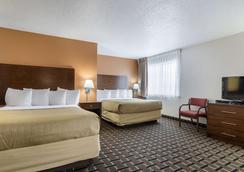 Quality Inn - Osceola - Bedroom