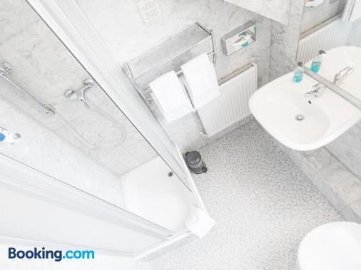 卡爾頓梅費爾酒店 - 杜塞爾多夫 - 杜塞道夫 - 浴室