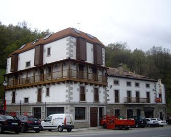 Hotel Casa Beletri - Béjar - Edificio