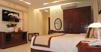 Minh Tam Phu Nhuan Hotel & Spa - Ho Chi Minh Stadt - Schlafzimmer