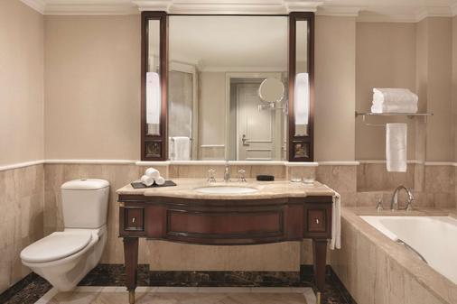 香格里拉大飯店 - 雪梨 - 浴室
