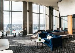 Shangri-La Hotel, Sydney - Sydney - Lounge