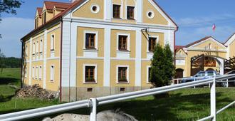 Hotel Stein - Cheb - Edificio