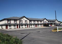 Usa Inns Of America - Grand Island - Building