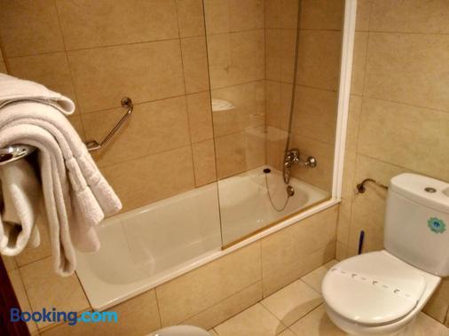Hotel Aguila Real - Cangas de Onís - Phòng tắm