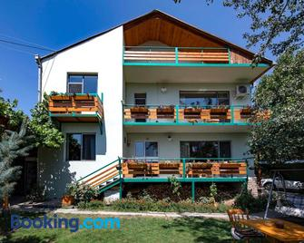 Green Stone Boutique Hotel - Yeghegnadzor - Building
