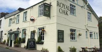 Royal Oak Spark Bridge - Ulverston - Rakennus