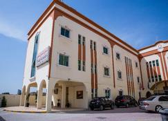 Al Nakheel Hotel Apartments - Ras al-Chajma - Budynek