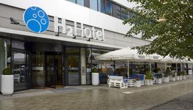 H2 Hotel Berlin-Alexanderplatz - Berlín - Edificio