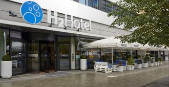 H2 Hotel Berlin-Alexanderplatz - Berlin - Building