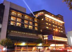 Jyoseikan - Kochi - Byggnad
