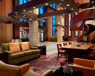 Bloomington-Normal Marriott Hotel & Conference Center - Normal - Salónek