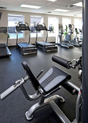 Carriage House Inn - Calgary - Salle de sport