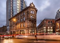 Hotel Indigo Manchester - Victoria Station - Manchester - Budova