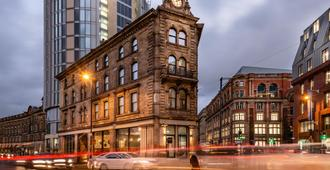 Hotel Indigo Manchester - Victoria Station - Manchester - Gebäude