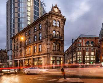 Hotel Indigo Manchester - Victoria Station - Manchester - Building